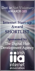 Our Nomination for best Internet Start Up Company