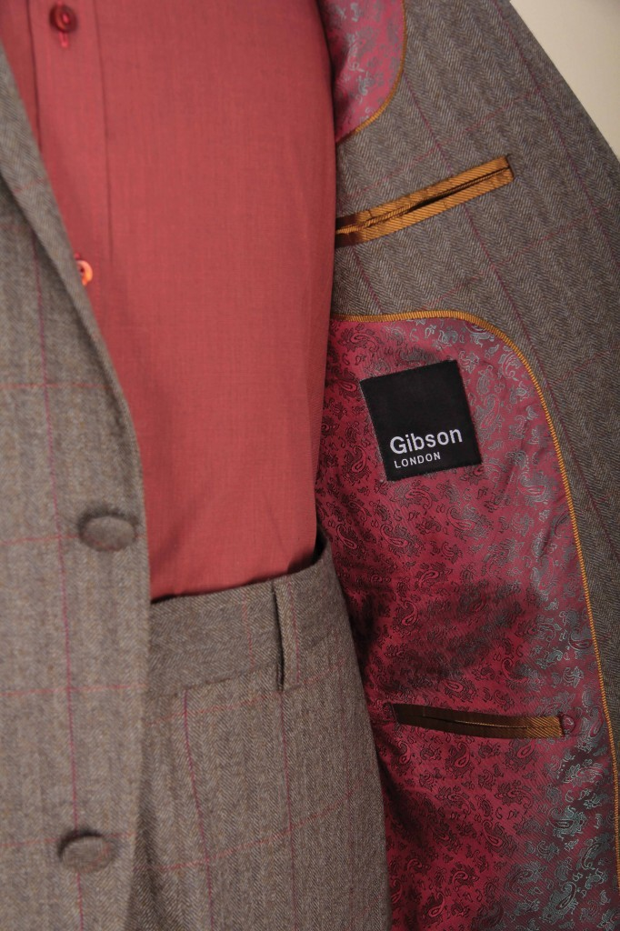 Gibson London Suits at Tom Murphy Menswear