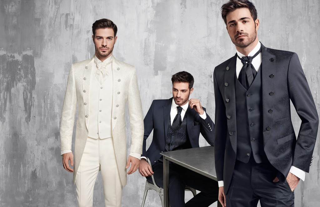 Suit Ideas for Gay Weddings