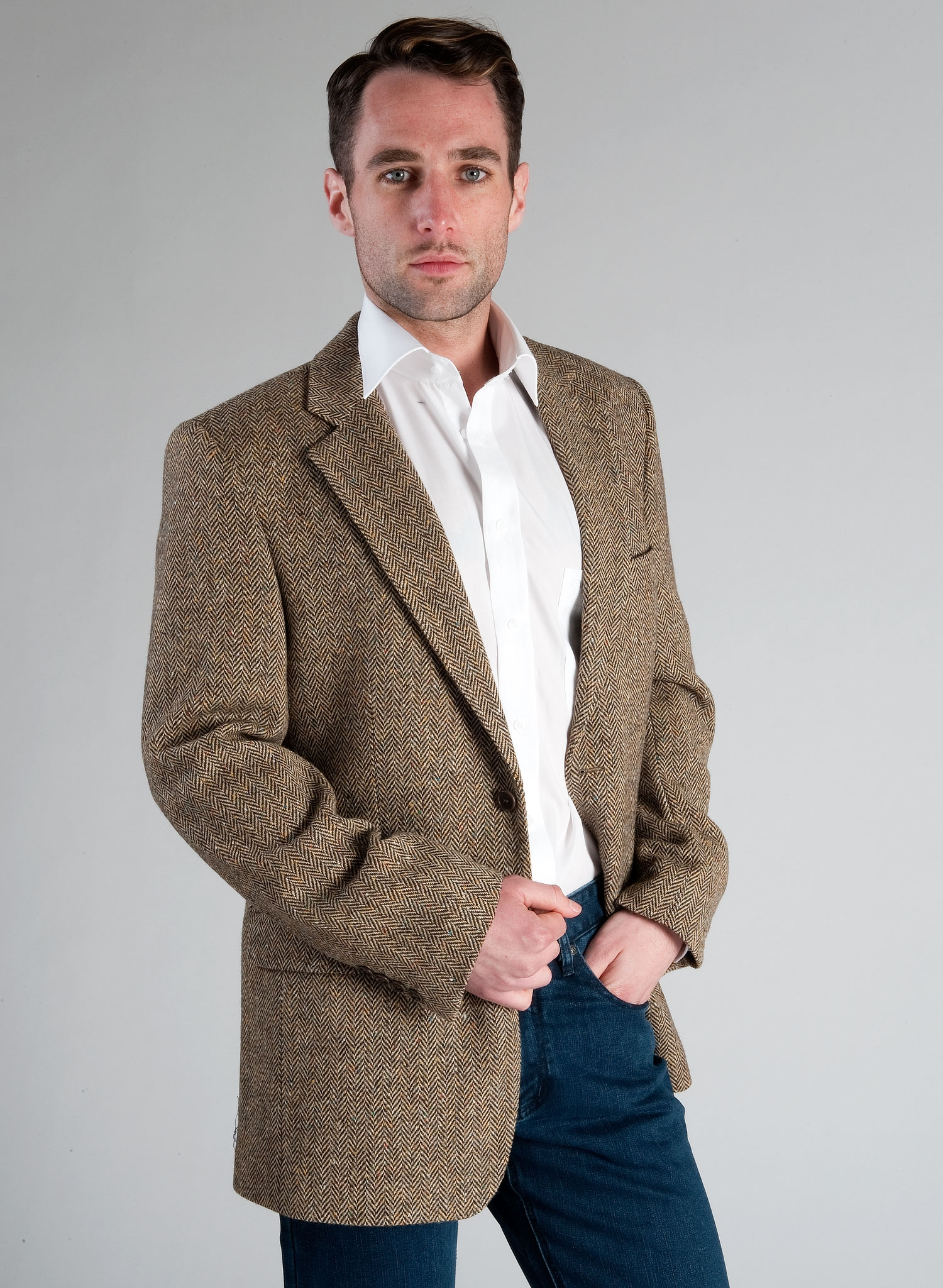 Images of Tweed Sports Jacket - Fashion Trends and Models