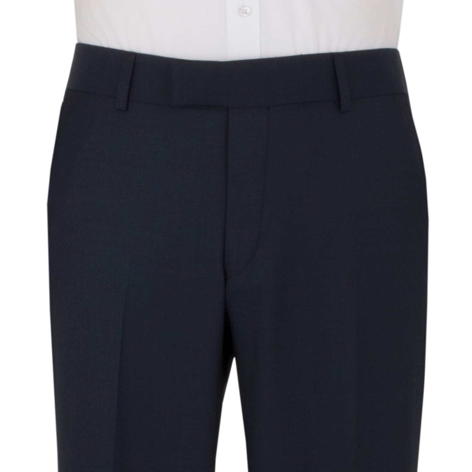 Lightweight Navy 3 Piece Suit to Hire