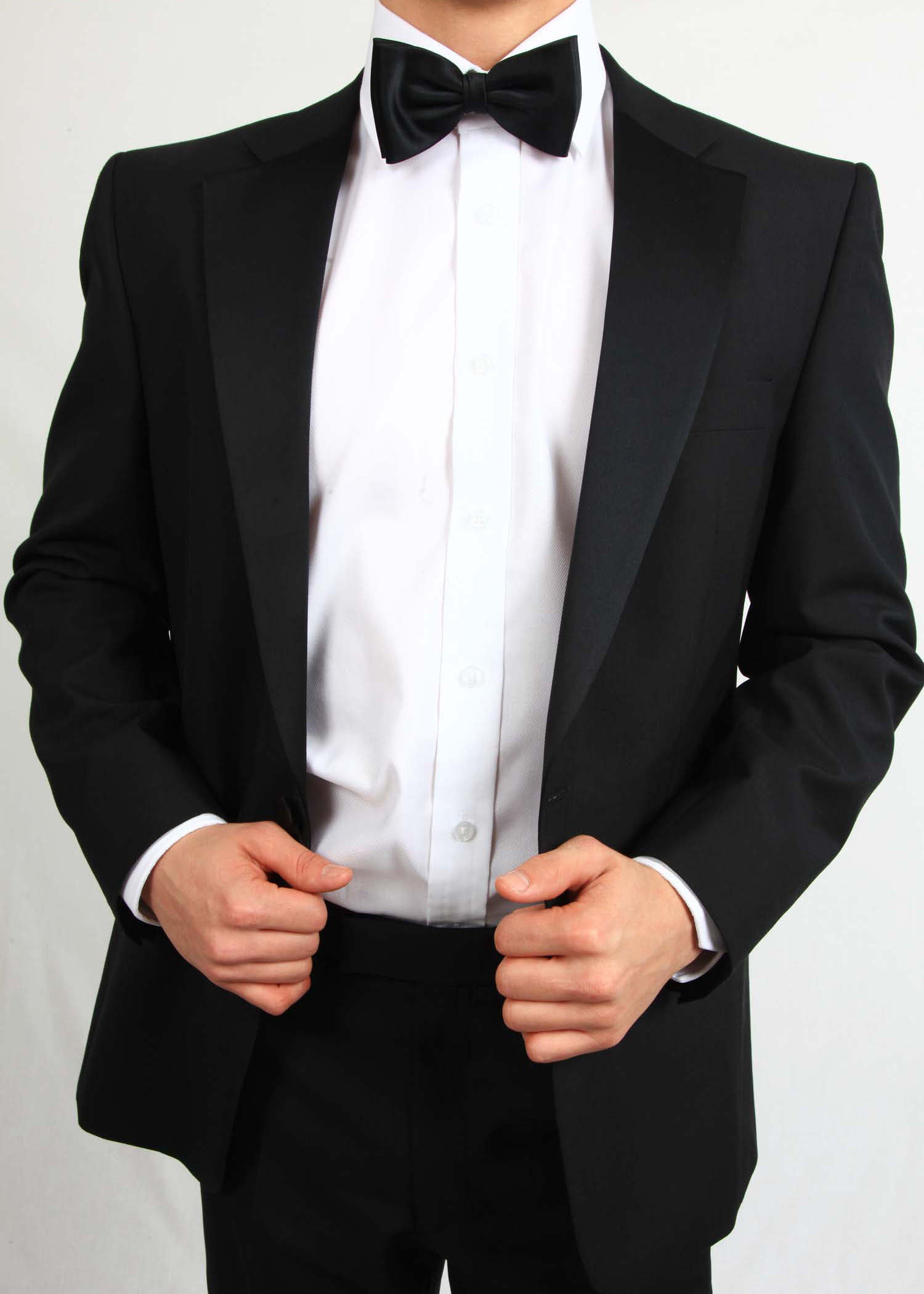 Mix and Match Scott Tuxedo with FREE BOW TIE