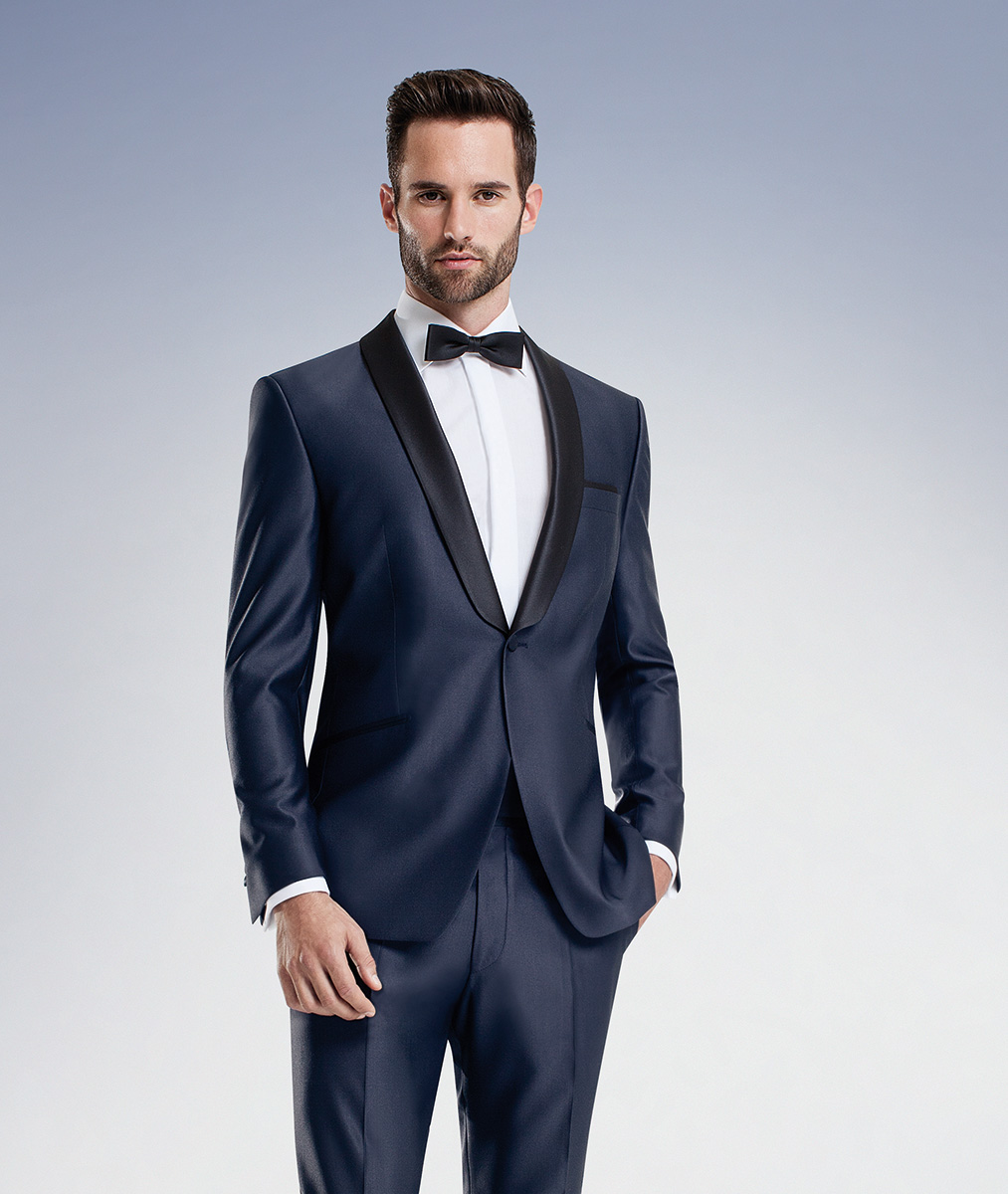 midnight blue tuxedo tom murphy 39 s formal and menswear. Black Bedroom Furniture Sets. Home Design Ideas