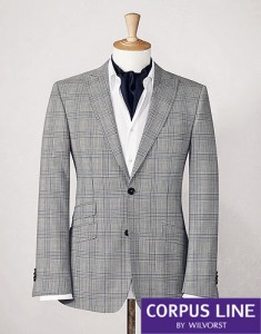 Check Suits are so popular amonst our made to measure clients