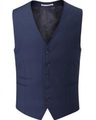 Kennedy Waistcoat Royale Blue