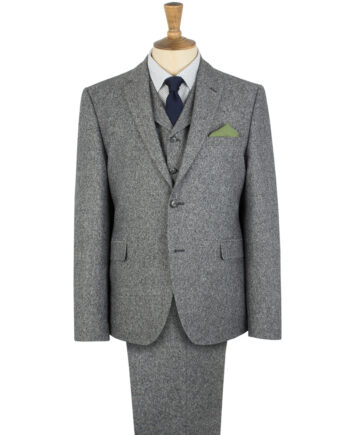Grey Donegal 3 Piece Suit G15131DNJ
