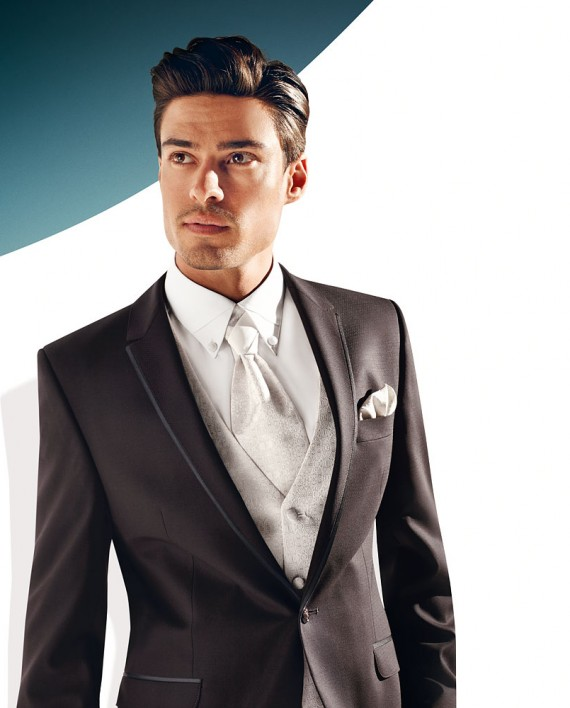 TZIACCO 2016 Single breasted 3 piece suit
