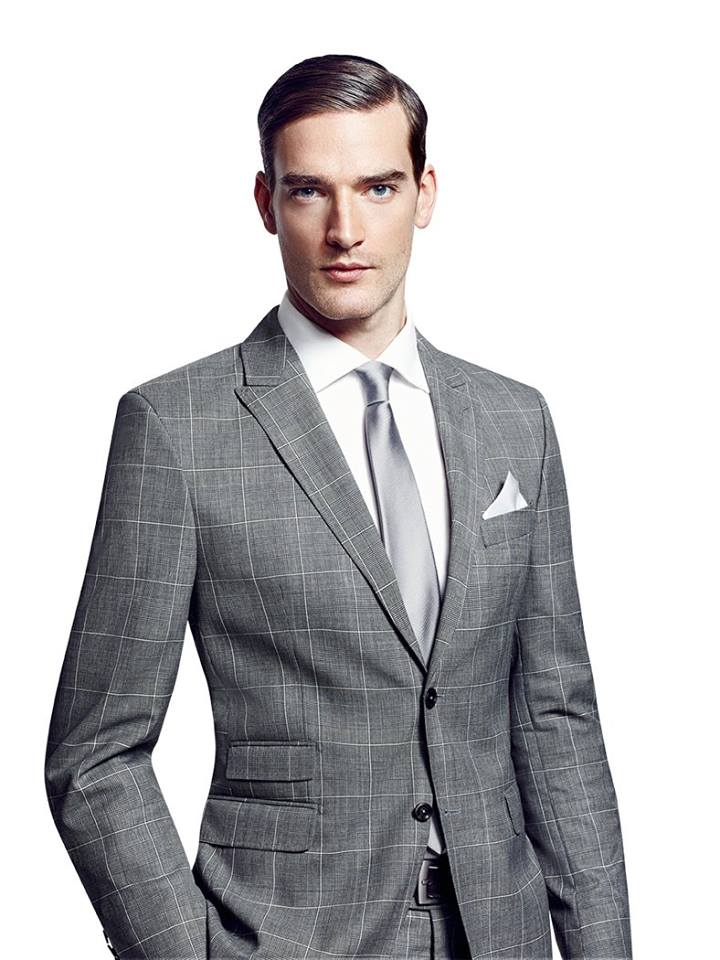 Tom Murphy Menswear blog on suits and tailoring