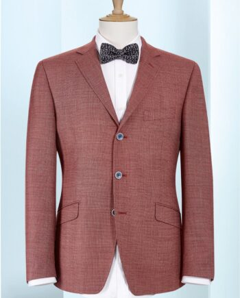 Pale Rust 3 button, 2 piece suit