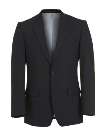 Navy Wool 2 piece suit