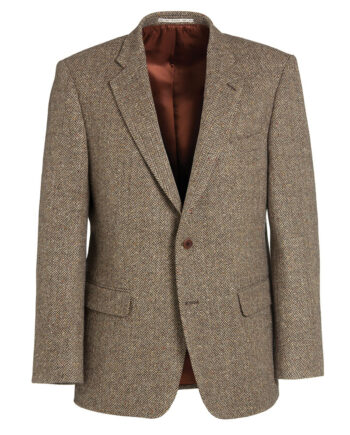 Gold Tweed Jacket 51824 Tom-Murphy-Menswear