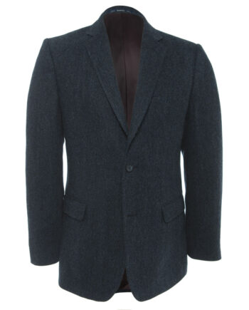 Navy Tweed Jacket Tom Murphy Menswear Magee 1866, Ireland_O1V3032.CR2