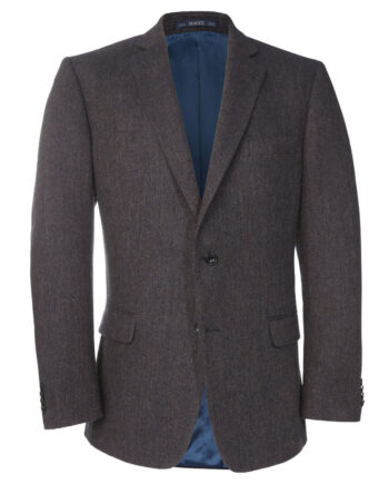 Grey Tweed Jacket Tom Murphy Menswear Magee , Ireland_O1V4819.CR2