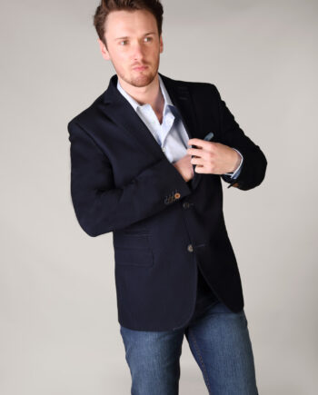 Carl Gross Navy Jacket