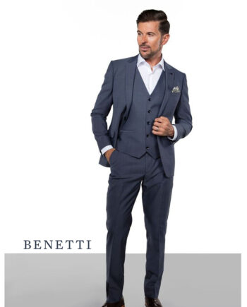 James Grey 3 Piece Suit
