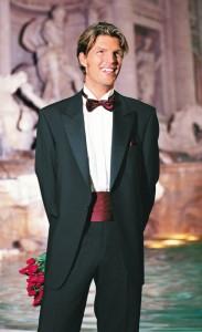 Peaked lapel Tuxedo