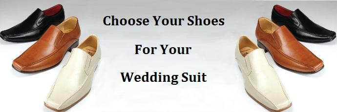 Wedding Suit Shoes