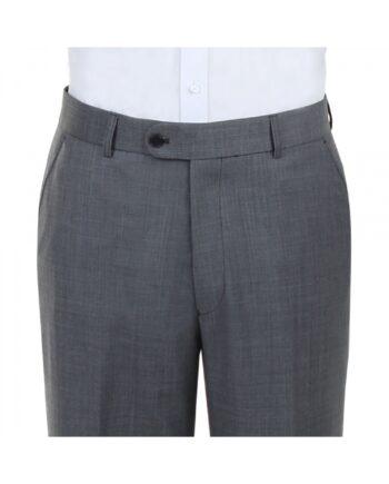 Scott silver grey trousers