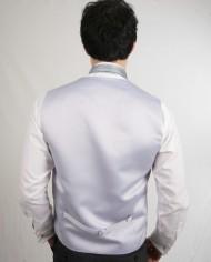 Silver Stripe Waistcoat