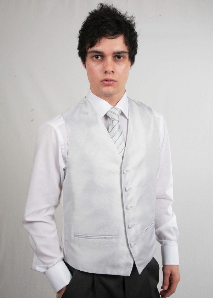 Silver Life Waistcoat