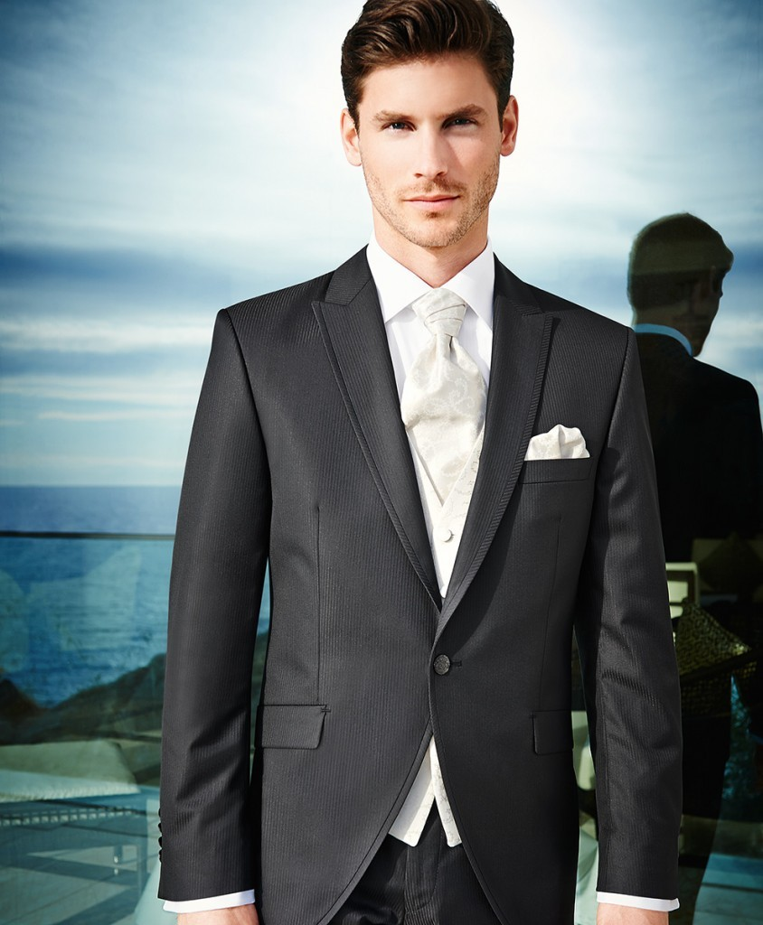 Bespoke Wedding Suits - Tom Murphy Menswear