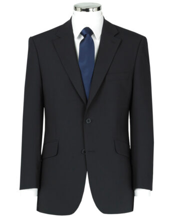 3 Piece Wool Mix Navy Suit