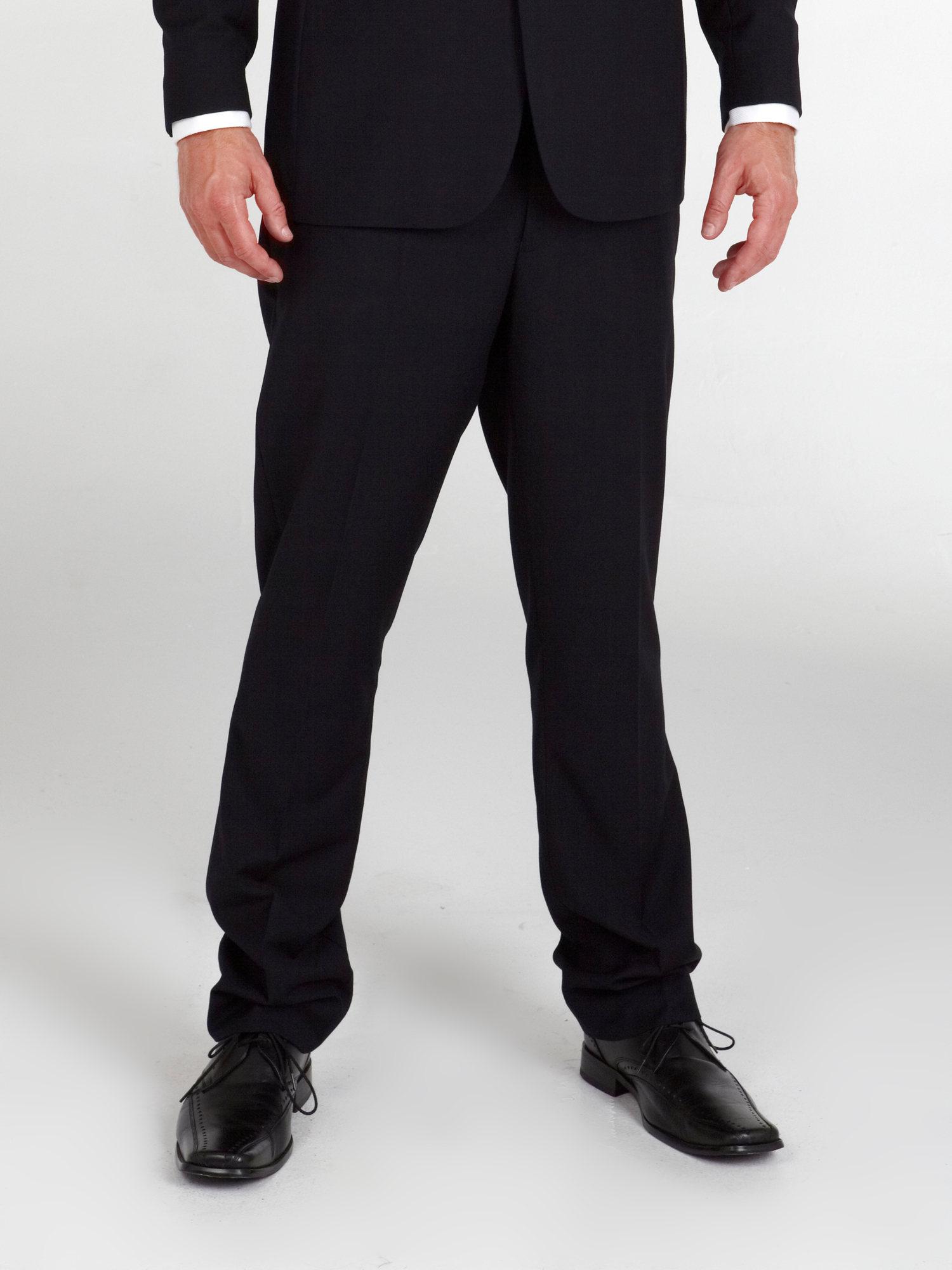3 Piece Slim tuxedo with FREE SKINNY BLACK TIE
