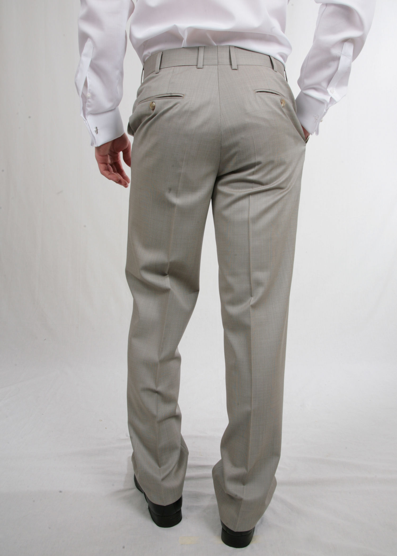 Stone Wool Trousers