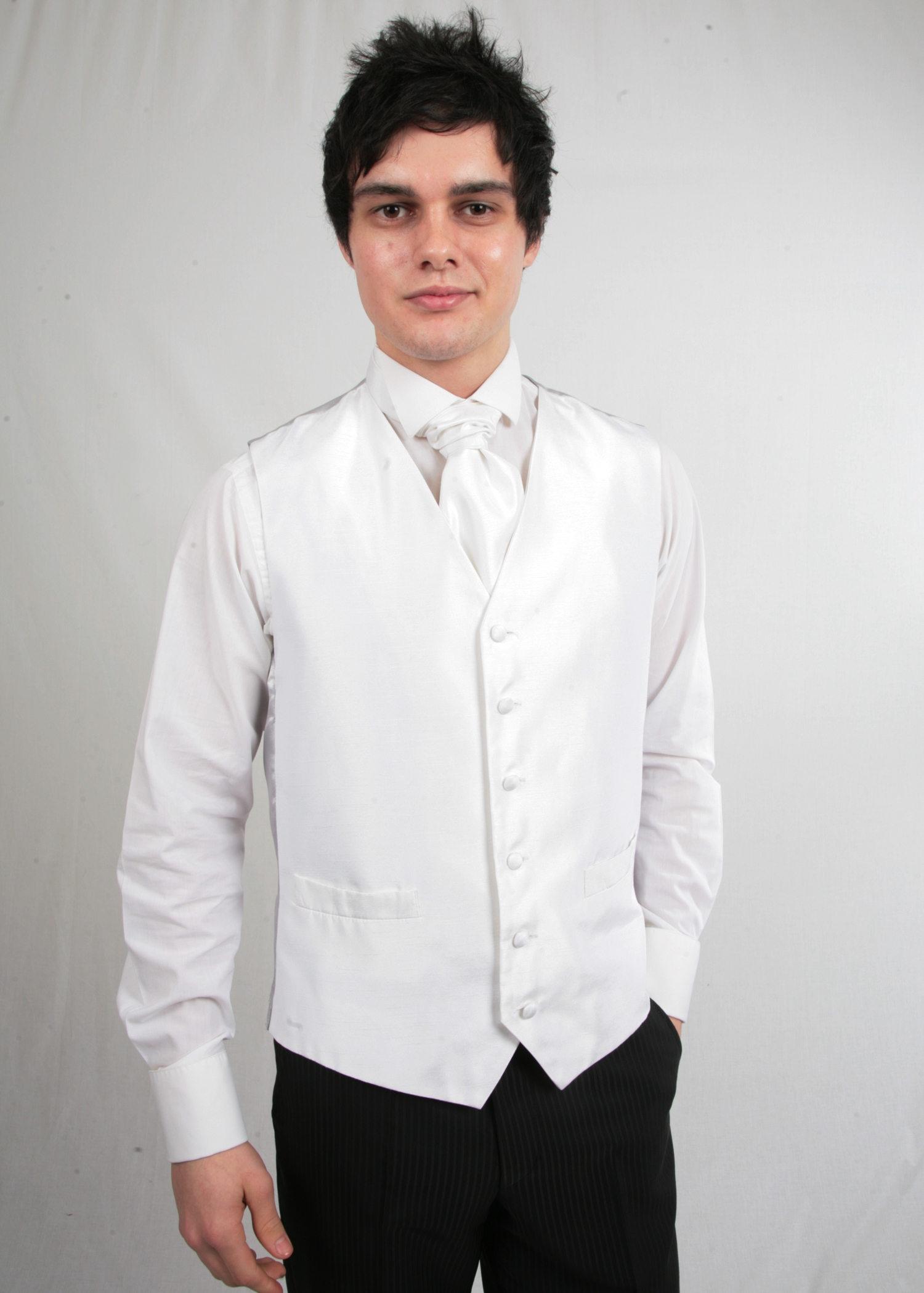 Black Wilvorst Pinstripe Suit for Hire