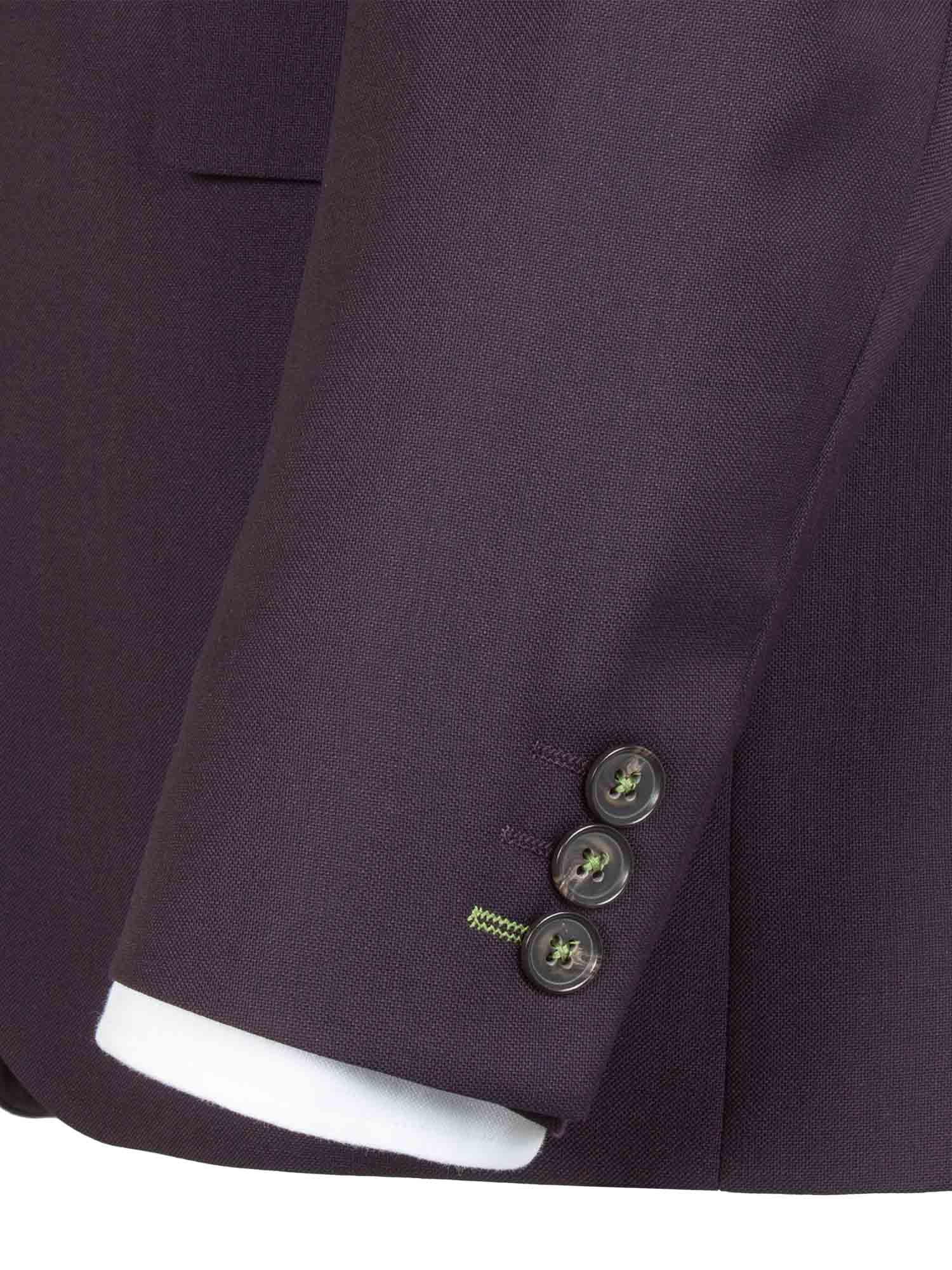 Burgandy Suit