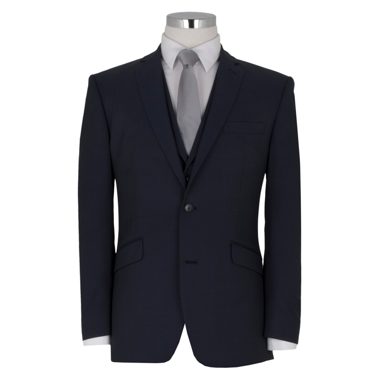 Cobalt Blue 3 Piece Suit
