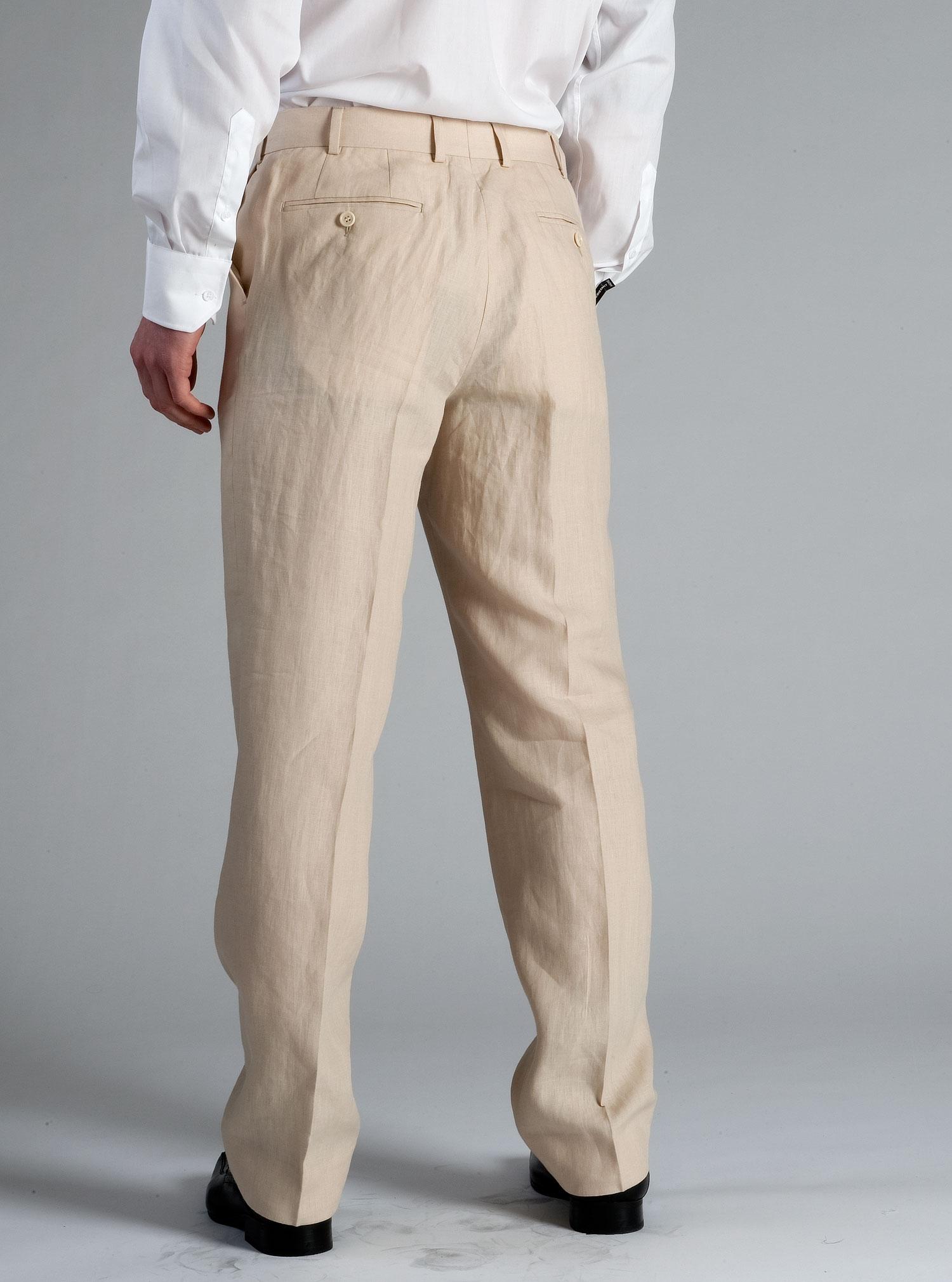 83d2a47e32 Linen Beige Suit - Tom Murphy's Formal and Menswear