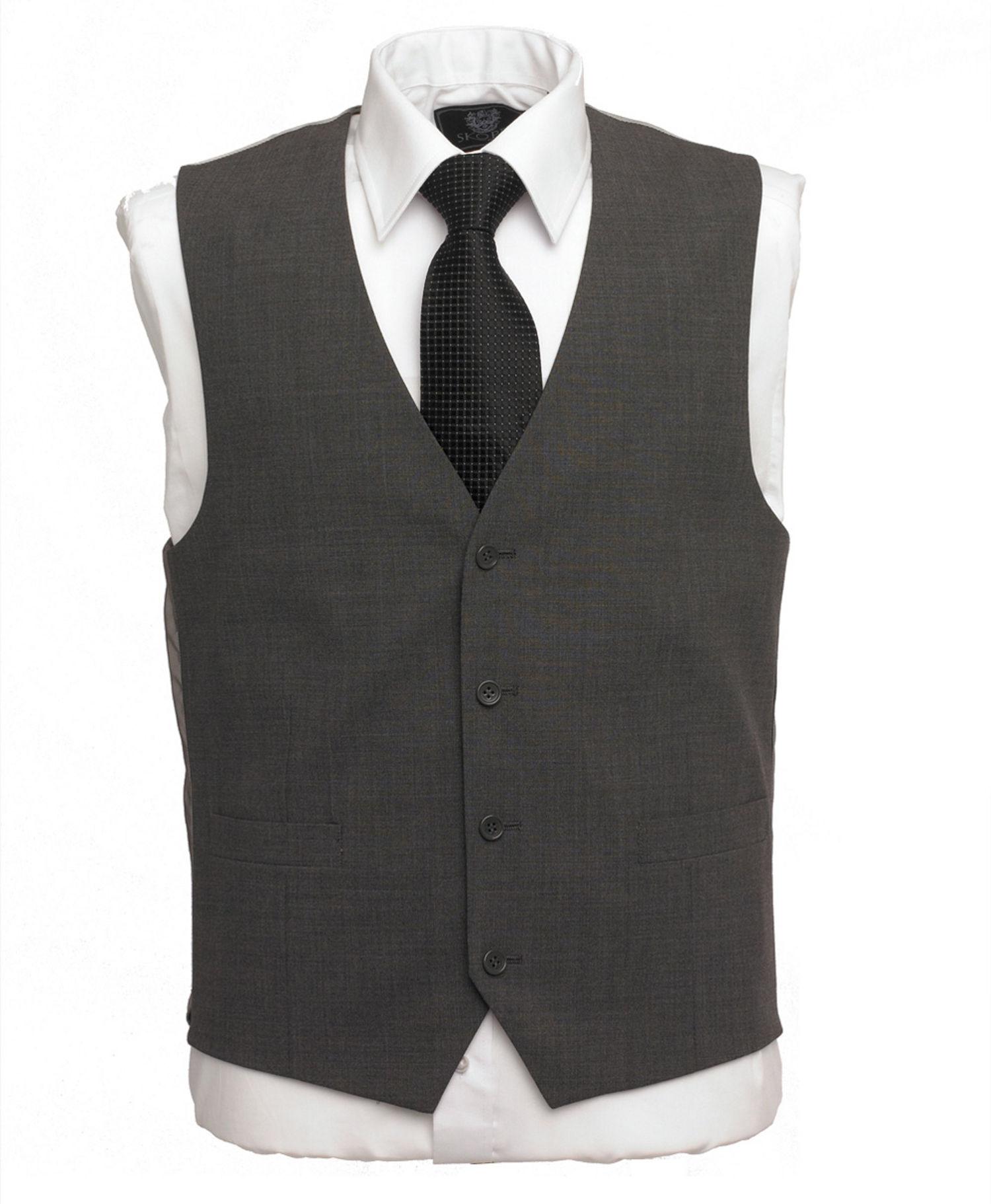 Oslo Grey 3 Piece Suit