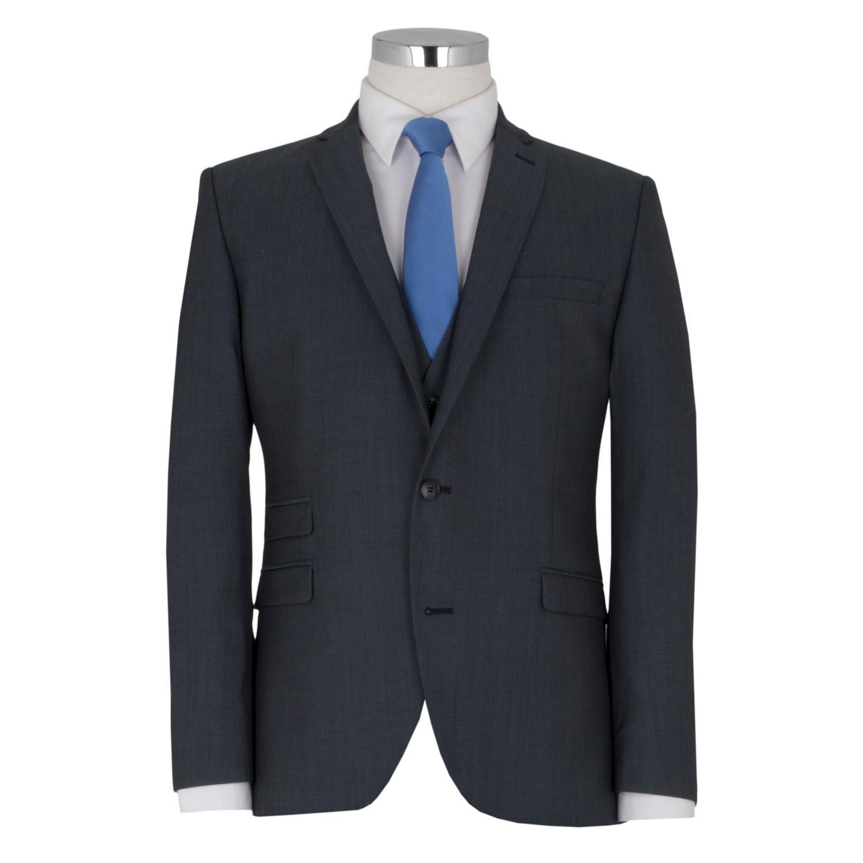 Petrol Blue 3 Piece Suit