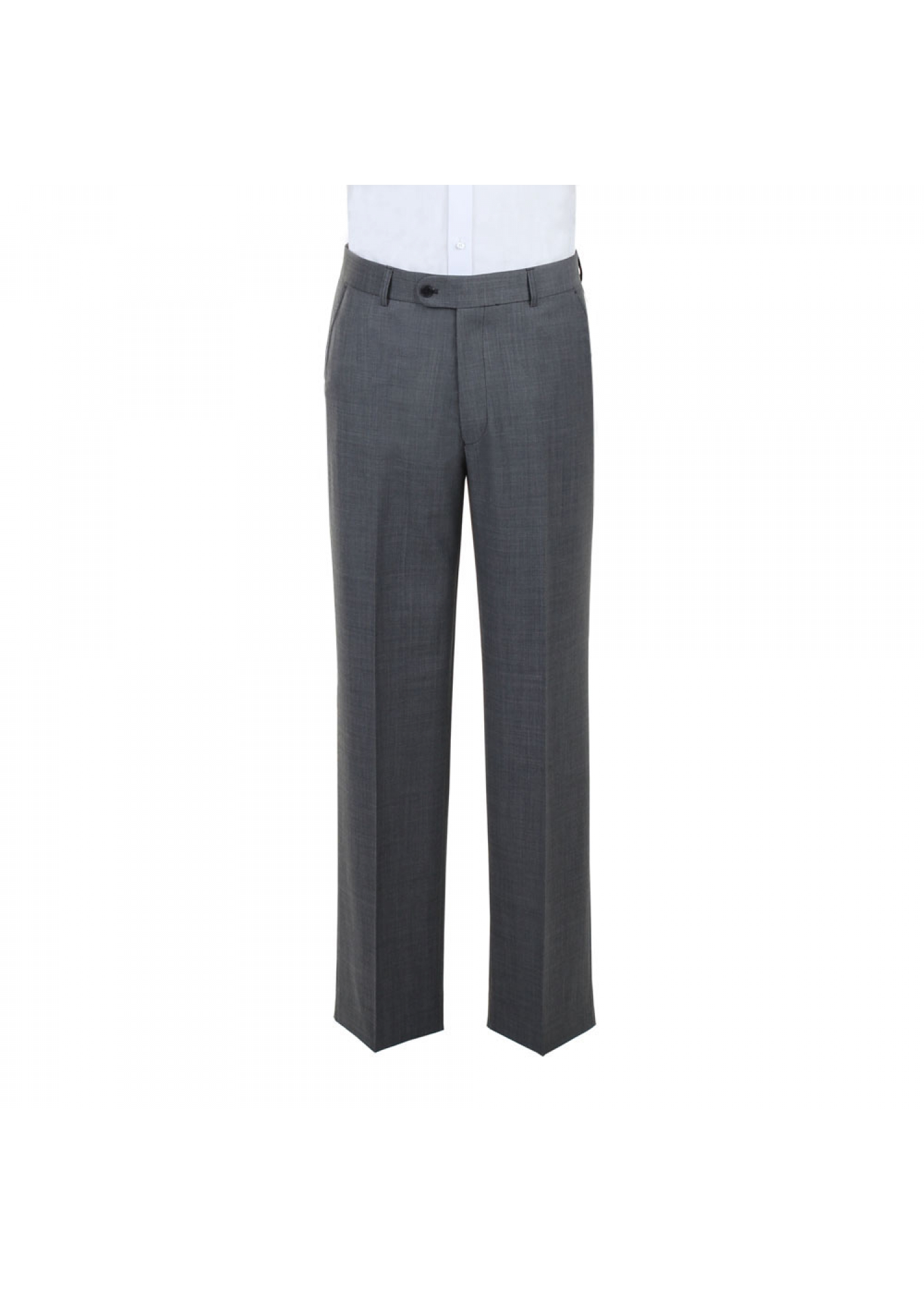 Scott silver grey trousers