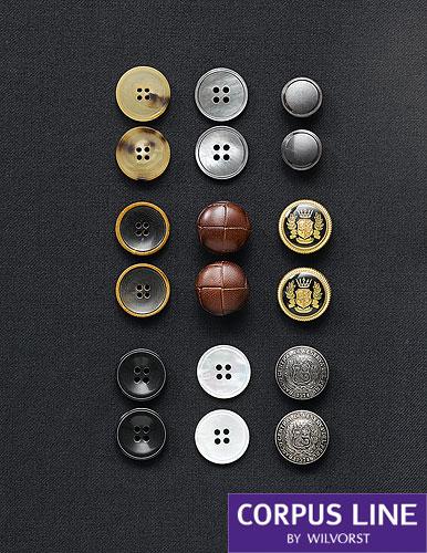 CORPUS LINE buttons