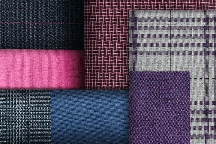 Fabrics by Zegna, Dormeuil Cerutti
