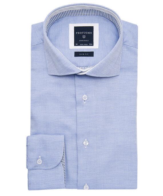 Profuomo Pale Blue Shirt PPMH1A0055