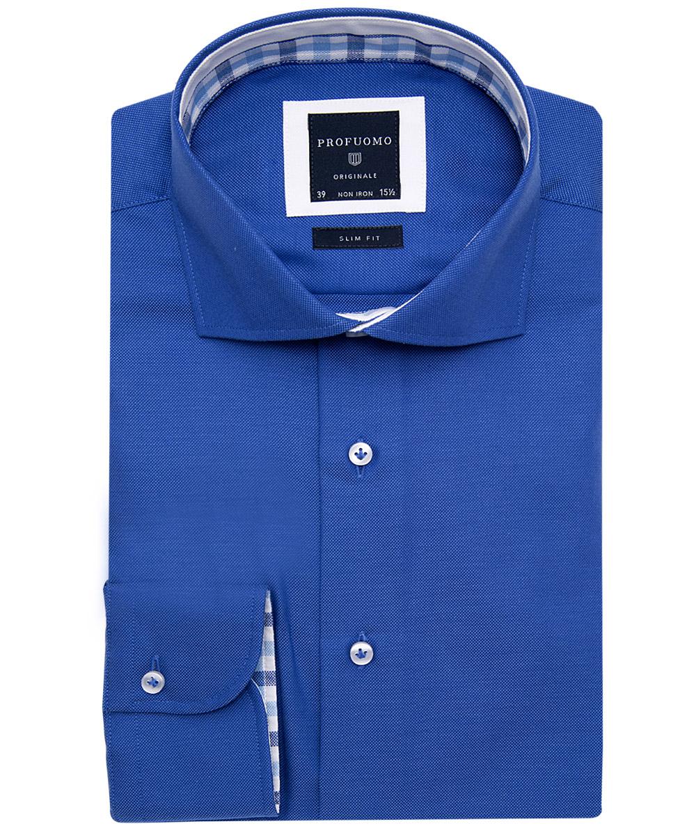 Profuomo Blue Shirt PPMH1A0145