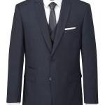 Sharpe Blue 3 Piece Suit