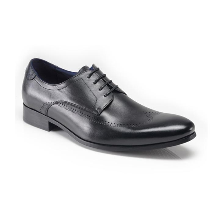 Giorgio Black Shoes ZM3758