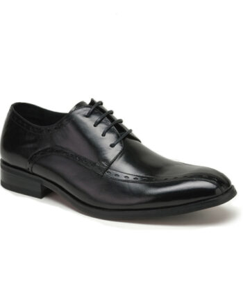 Regent black shoes