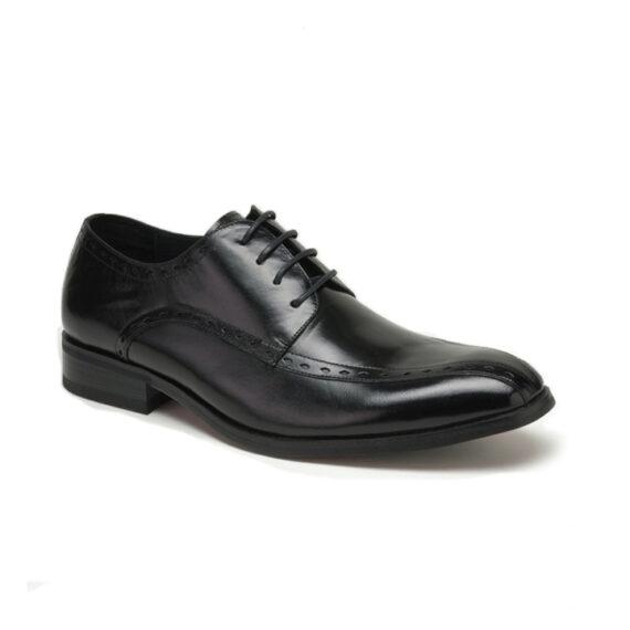 Regent black shoes