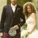 Argyll Jacket with national Pride Kilt