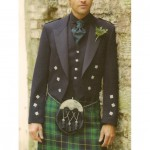 Prince Charlie Jacket with Pride of Ireland Kilt
