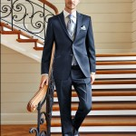 Royal Blue Slimline suit