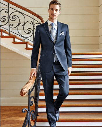 After Six 2016 Royal Blue Slimline suit