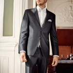 Platinum 3 piece suit