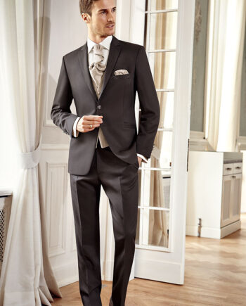 After Six 2016 Dark Brown 3 piece suit