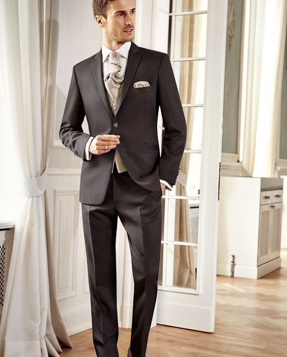 After Six 2016 Dark Brown 3 piece suit